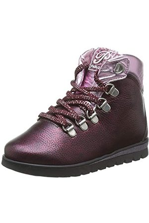 Pablosky Jungen 66663 Sneakers, (Rojo Burdeos)