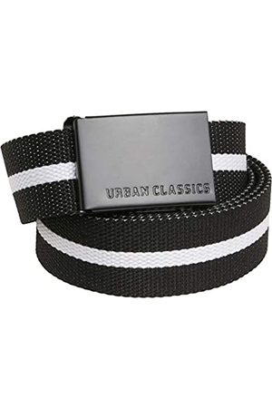Urban classics Unisexs Gürtel, beige/Black