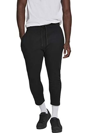 Urban classics Herren Cropped Terry Pants Sporthose