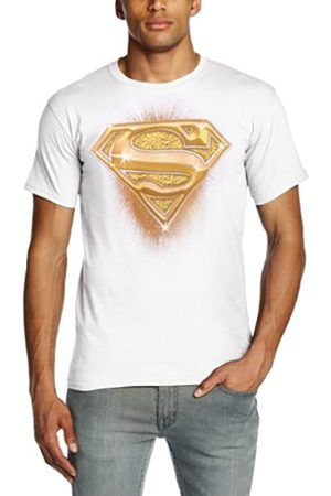 Superman Herren T-Shirt Medium (Herstellergröße: Medium)