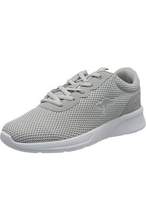KangaROOS Damen KF-A Deal Sneaker, (Vapor Grey 2004)