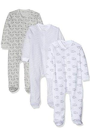 CARE LABEL Amazon Exclusive: Baby Strampler mit Zip im 3er Pack