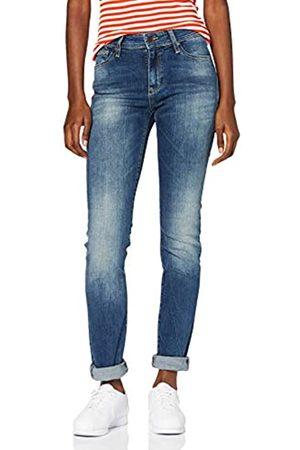Cross Jeans Damen Anya P 489-084 Slim Jeans (schmales Bein)