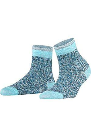 Falke Damen Socken Creative Craft, Baumwollmischung, 1 Paar