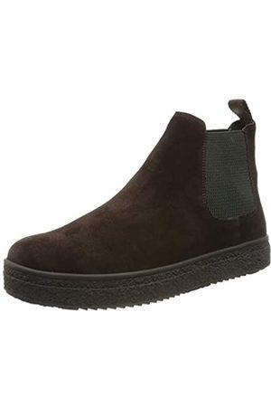 Stonefly Herren Voyager Velour Shade Chelsea Boots, (Fern Brown 410)