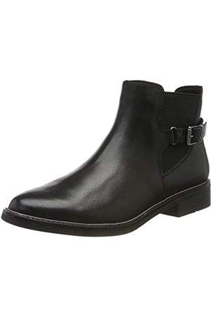 Marco Tozzi Damen 2-2-25300-33 Chelsea Boots, (Black Uni 007)