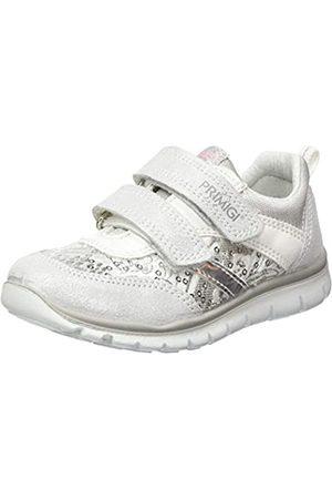 Primigi Mädchen Scarpa Bambina Sneaker, (Argento/Argento 5371700)