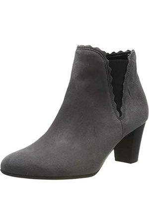 Gabor Shoes Damen Comfort Fashion Stiefeletten, (Dark-Grey (Micro) 39)
