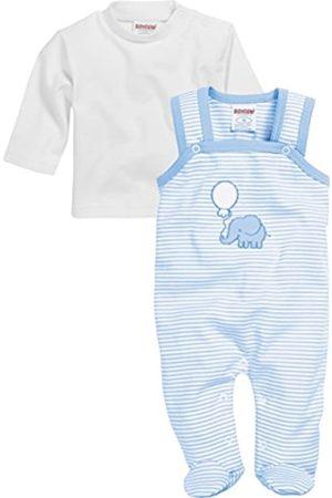 Schnizler Baby-Unisex Set Interlock Elefant Strampler