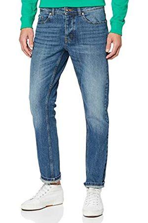 Benetton Herren Pantalone Straight Jeans