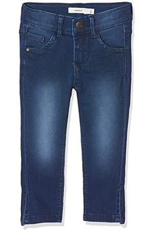 Name it NOS Mädchen Jeans NKFPOLLY DNMTASANNE 2195 CAPRI