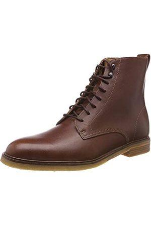 Clarks Herren Clarkdale Rich Chelsea Boots, (Mahogany)