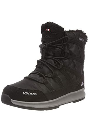 Viking Mädchen FLINGA GTX Hohe Sneaker, (Black 2)