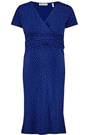 Queen mum Damen Dress Jersey Nurs Ss Shanghai Kleid