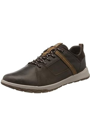 Caterpillar Herren Quest Mod Sneaker, (Coffee Bean Dark Brown)