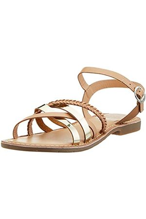 Kickers Damen Estellie Sandalen, (Camel Or 116)