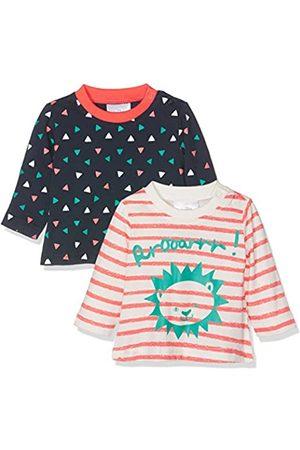Twins Baby-Mädchen Langarmshirt 2er Pack