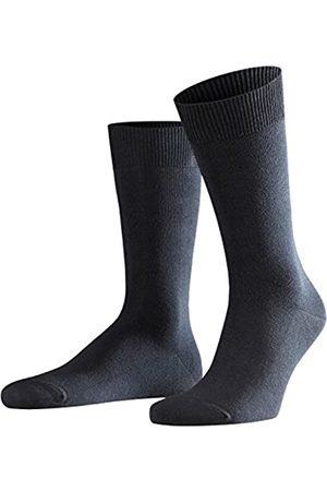 Falke Herren Socken Swing 2-Pack - Baumwollmischung, 2 Paar (Dark Navy 6370)