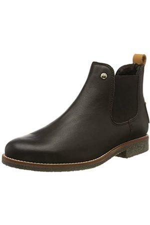 Panama Jack Damen Giordana Igloo Travelling Chelsea Boots, (Marron B5)
