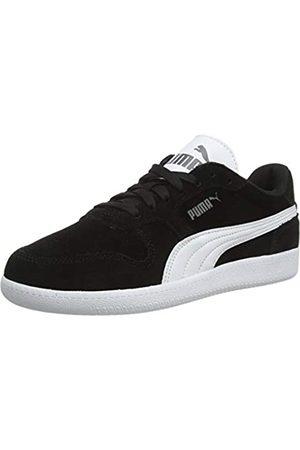 Puma Unisex-Erwachsene Icra Trainer SD Sneaker, (Black-white)