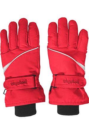 Playshoes Kinder-Unisex Skihandschuhe Thinsulate Fingerhandschuhe mit Klettverschluss
