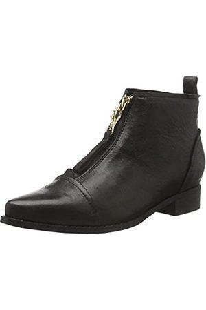 Shoe The Bear Damen Anna L Kurzschaft Stiefel, (Black)