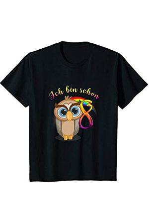 8 Geburtstag Kinder Geschenke by Tees Paradise Kinder 8 Geburtstag süßes Kinder Eulen Kinder T-Shirt