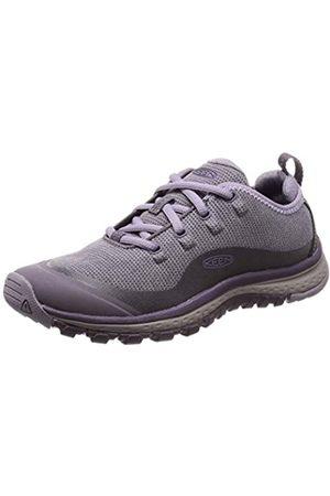 Keen Damen Shark/Lavender Grey Trekking- & Wanderhalbschuhe, (Terradora Sneaker 1020531)