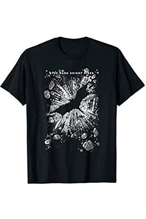 DC Batman Dark Knight Rises Crumbled T-Shirt