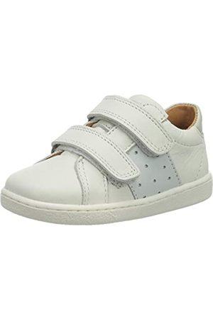 Bisgaard Unisex-Kinder Kadi Sneaker, (White 1104)