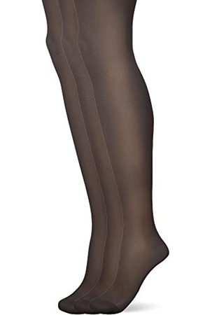 Pretty Polly Damen Day to Night 15d Sheer Tights 3pp Strumpfhose, 15