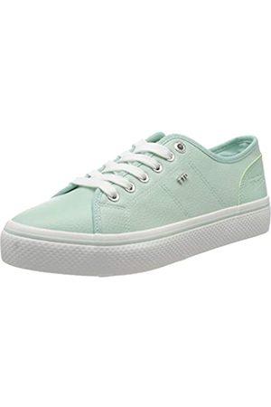 TOM TAILOR Damen 8095201 Sneaker, (Mint 00259)