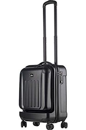 JSA 45564 - Reisetrolley S aus ABS - Kunststoff, schwarz matt