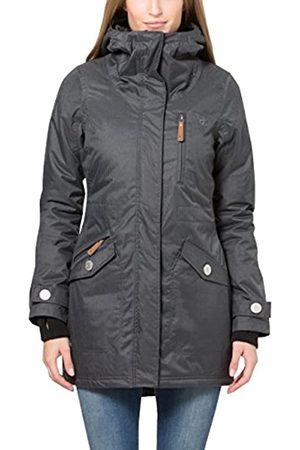 Berydale Damen Parka Jacke wasser- und winddicht, Gr. 42 (Herstellergröße: XL)
