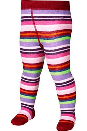 Playshoes Mädchen Ringel, Textiles Vertrauen nach Oeko-Tex Standard 100 Strumpfhose