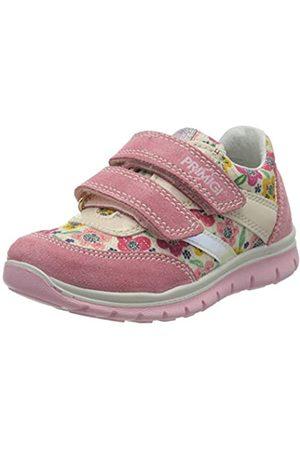 Primigi Mädchen Scarpa Bambina Sneaker, Pink (Geran/Pann- 5371722)