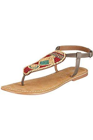 Marc Schuhe Damen Sandaletten Leder Chiara Gr. 38