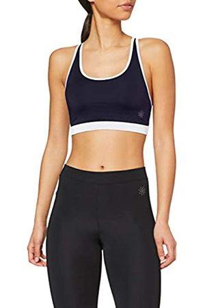 AURIQUE Amazon-Marke: Damen Sport BH für leichten Halt, L