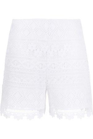 Vivetta Damen Shorts - Shorts aus Spitze