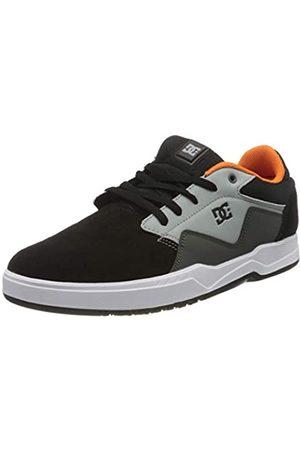 DC Herren Barksdale Skateboardschuhe, (Black/Grey/Grey Xkss)