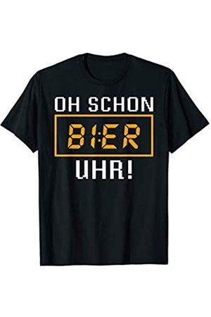 Bier Saufen Lust Oh schon Bier Uhr, Saufen, Party, Feiern, Trinken