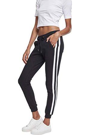 Urban classics Damen Ladies College Contrast Sweatpants Hose