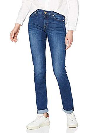 7 for all Mankind Damen Slim Jeanshose MID RISE ROXANNE, Gr. W27/L33 (Herstellergröße: 27)