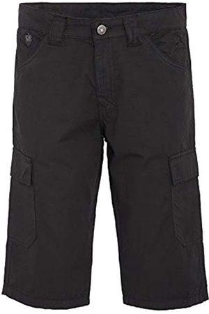 King kerosin Herren Workwear Shorts Mit Aufgesetzten Taschen Abgesteppte Kante Shorts Gerade Clean Kustombuilt