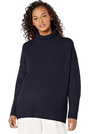 Daily Ritual Cozy Boucle Turtleneck Sweater pullover-sweaters