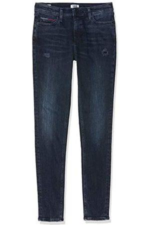 Tommy Hilfiger Damen MID Rise Skinny Nora HKDK Straight Jeans