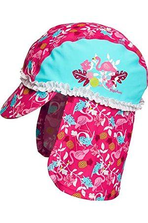 Playshoes Mädchen UV-Schutz Flamingo Mütze