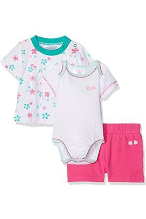 Twins Baby-Mädchen Bekleidungsset, 3-teilig