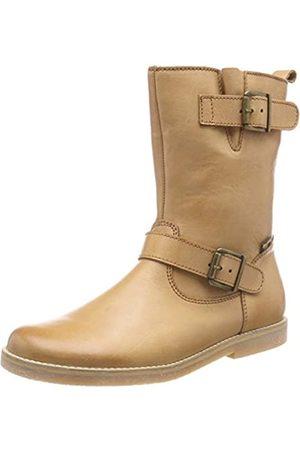 Froddo Unisex-Kinder Kids Boots G3160082-2 Schneestiefel, (Cognac I42)