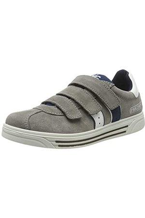Primigi Jungen PUA 43753 Sneaker, (Grigio/Bianco 4375333)